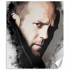 A Tribute To Jason Statham Canvas 20  X 24