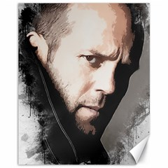 A Tribute To Jason Statham Canvas 11  X 14