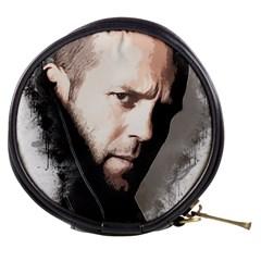 A Tribute To Jason Statham Mini Makeup Bags by Naumovski