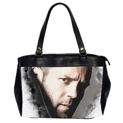 A Tribute To Jason Statham Office Handbags (2 Sides)