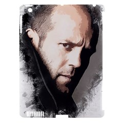 A Tribute To Jason Statham Apple Ipad 3/4 Hardshell Case (compatible With Smart Cover) by Naumovski