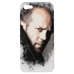 A Tribute To Jason Statham Apple Iphone 5 Hardshell Case