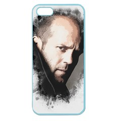 A Tribute To Jason Statham Apple Seamless Iphone 5 Case (color) by Naumovski