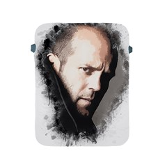 A Tribute To Jason Statham Apple Ipad 2/3/4 Protective Soft Cases by Naumovski