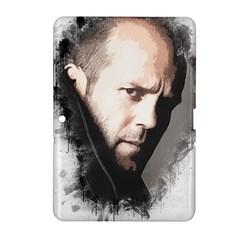 A Tribute To Jason Statham Samsung Galaxy Tab 2 (10 1 ) P5100 Hardshell Case