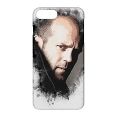A Tribute To Jason Statham Apple Iphone 7 Plus Hardshell Case by Naumovski