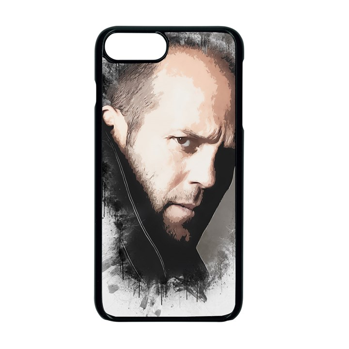A Tribute To Jason Statham Apple iPhone 7 Plus Seamless Case (Black)