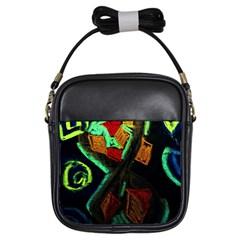 Girls Curiousity 12 Girls Sling Bags