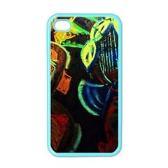 Girls Curiosity 11 Apple Iphone 4 Case (color)