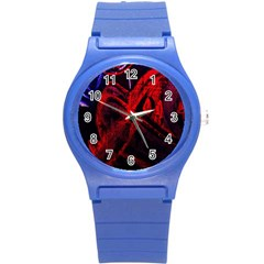 Girls Curiosity 8 Round Plastic Sport Watch (s)
