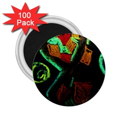 Girls Curiosity 12 2 25  Magnets (100 Pack)