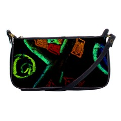 Girls Curiosity 12 Shoulder Clutch Bags