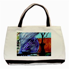 House Will Be Built 8 Basic Tote Bag