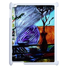 House Will Be Built 8 Apple Ipad 2 Case (white)