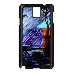 House Will Be Built 8 Samsung Galaxy Note 3 N9005 Case (black)