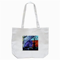 House Will Be Built 8 Tote Bag (white)