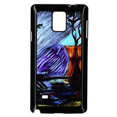 House Will Be Built 8 Samsung Galaxy Note 4 Case (black)
