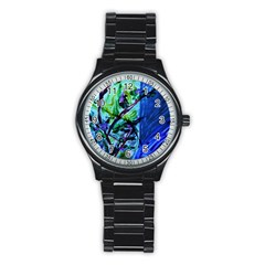 House Will Be Built 1 Stainless Steel Round Watch