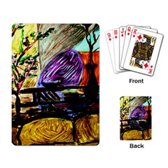 House Will Be Built 6 Playing Card