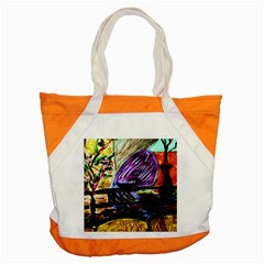 House Will Be Built 6 Accent Tote Bag