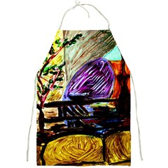 House Will Be Built 6 Full Print Aprons