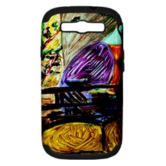 House Will Be Built 6 Samsung Galaxy S Iii Hardshell Case (pc+silicone)