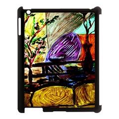 House Will Be Built 6 Apple Ipad 3/4 Case (black)