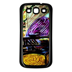 House Will Be Built 6 Samsung Galaxy S3 Back Case (black)
