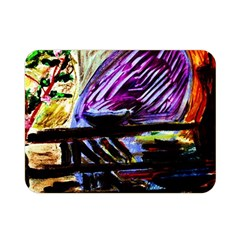 House Will Be Built 6 Double Sided Flano Blanket (mini)