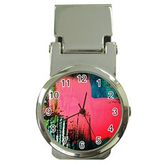 Humidity 12 Money Clip Watches
