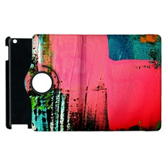 Humidity 12 Apple Ipad 3/4 Flip 360 Case by bestdesignintheworld