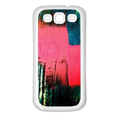 Humidity 12 Samsung Galaxy S3 Back Case (white)