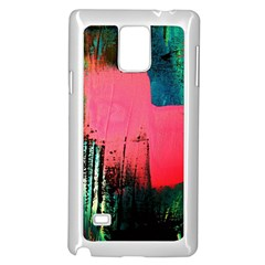 Humidity 12 Samsung Galaxy Note 4 Case (white)