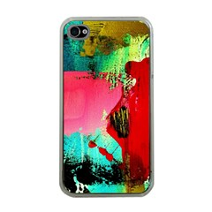 Humidity Apple Iphone 4 Case (clear)