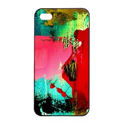 Humidity Apple Iphone 4/4s Seamless Case (black) by bestdesignintheworld