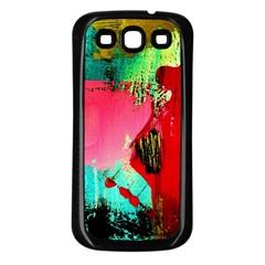 Humidity Samsung Galaxy S3 Back Case (black)