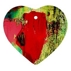 Humidity 9 Ornament (heart)