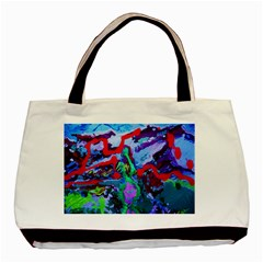 Desert Blooming 1/1 Basic Tote Bag