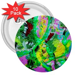 Desert Blooming 1/2 3  Buttons (10 Pack)