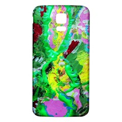 Desert Blooming 1/2 Samsung Galaxy S5 Back Case (white)