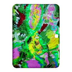 Desert Blooming 1/2 Samsung Galaxy Tab 4 (10 1 ) Hardshell Case  by bestdesignintheworld