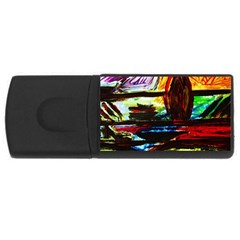 House Will Be Built 2 Rectangular Usb Flash Drive by bestdesignintheworld