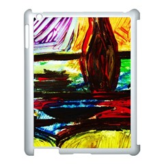 House Will Be Built 2 Apple Ipad 3/4 Case (white)