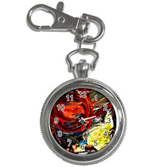 Sunset In A Mountains Key Chain Watches