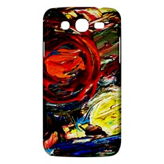 Sunset In A Mountains Samsung Galaxy Mega 5 8 I9152 Hardshell Case