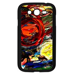 Sunset In A Mountains Samsung Galaxy Grand Duos I9082 Case (black) by bestdesignintheworld