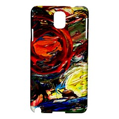 Sunset In A Mountains Samsung Galaxy Note 3 N9005 Hardshell Case