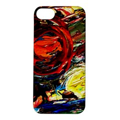 Sunset In A Mountains Apple Iphone 5s/ Se Hardshell Case
