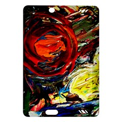 Sunset In A Mountains Amazon Kindle Fire Hd (2013) Hardshell Case