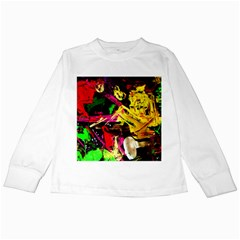 Spooky Attick 1 Kids Long Sleeve T Shirts